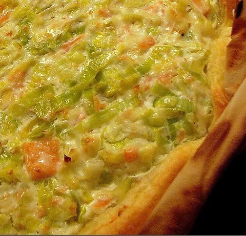 tarte-saumon-poireau