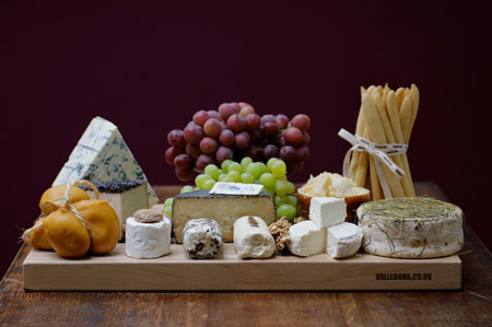 buffet fromage Leduc