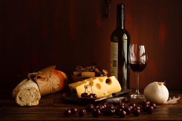 Le pain & le vin